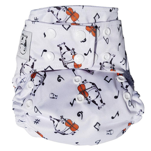 Cloth Diaper One Size Snap - Cello Time