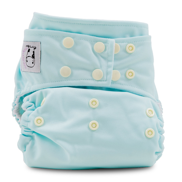 Cloth Diaper One Size Snap - SeaSpray