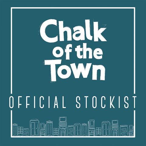 Chalk Of The Town - Official Stockist Banner