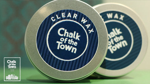 Chalk Of The Town - Waxes - Κεριά φινιρίσματος για χρώμα κιμωλίας