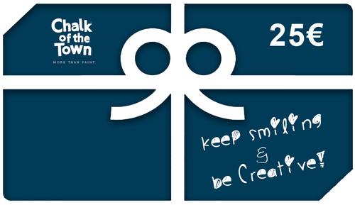 Chalk Of The Town® - Gift Cards / Δωροκάρτες
