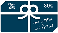 Chalk Of The Town® - Gift Cards / Δωροκάρτες - Chalk Of The Town®