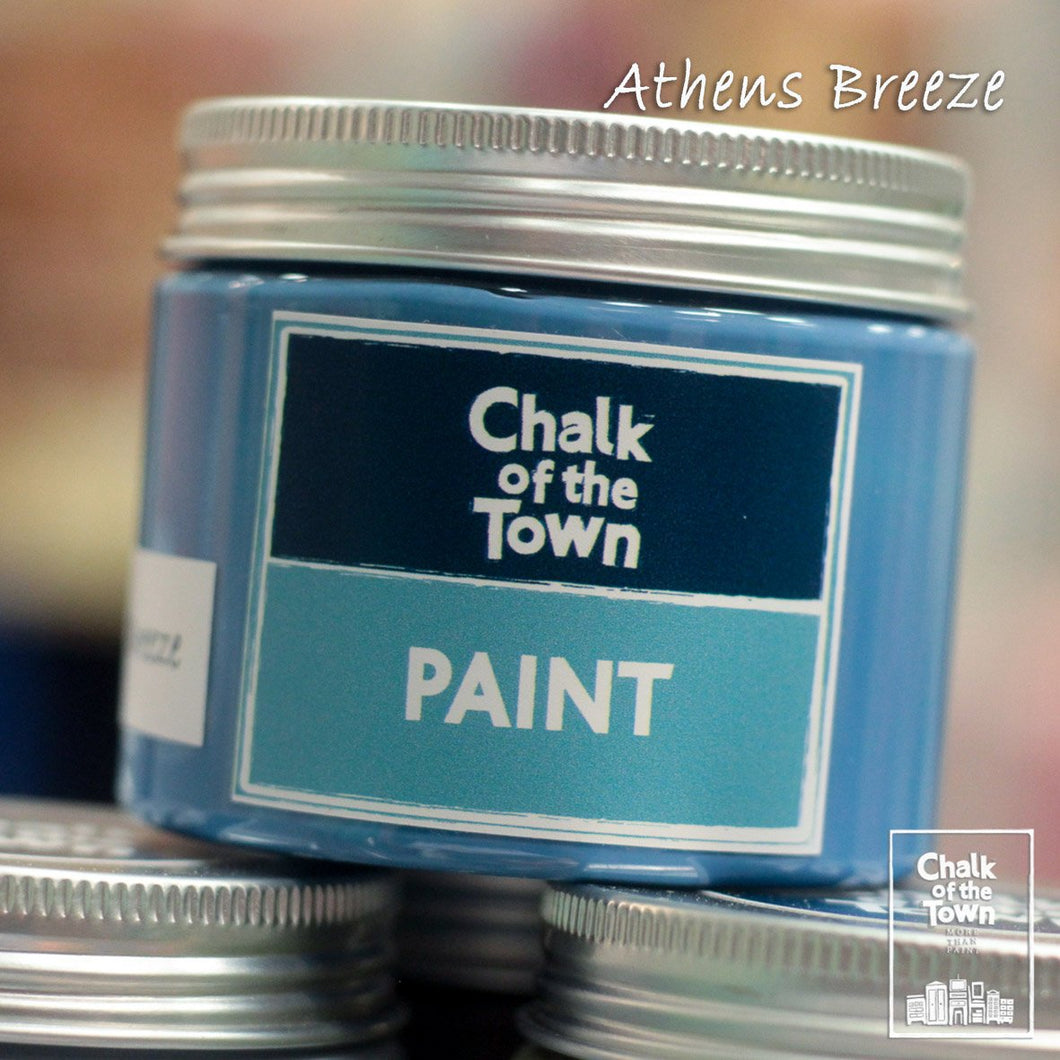 Athens Breeze - Χρώμα Κιμωλίας | Chalk Of The Town® Paint - Chalk Of The Town®
