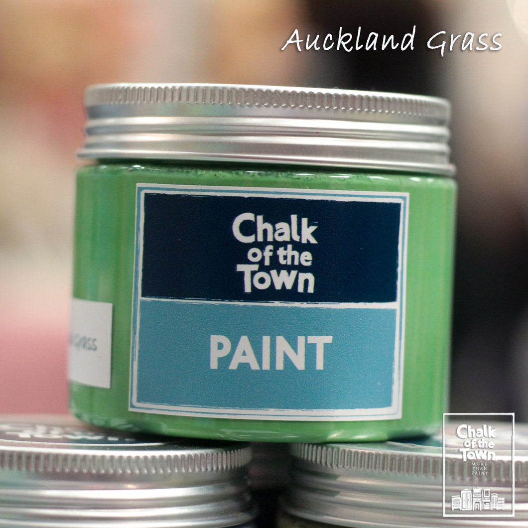 Auckland Grass - Chalk Of The Town Paint - Χρώμα Κιμωλίας