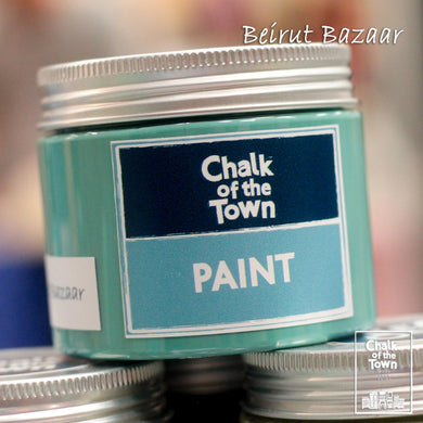 Beirut Bazaar - Chalk Of The Town - Χρώμα Κιμωλίας