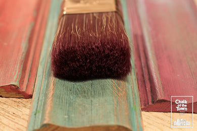 Chalk Of The Town® - Brushes - STAALMEESTER® FLAT - 25mm