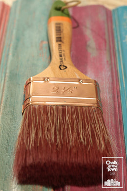 Chalk Of The Town® Brushes - STAALMEESTER® FLAT 60mm