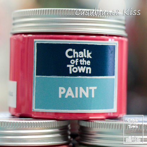 Casablanca Kiss - Χρώμα Κιμωλίας | Chalk Of The Town® Paint - Chalk Of The Town®