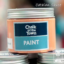 Catalan Sauce - Χρώμα Κιμωλίας | Chalk Of The Town® Paint - Chalk Of The Town®