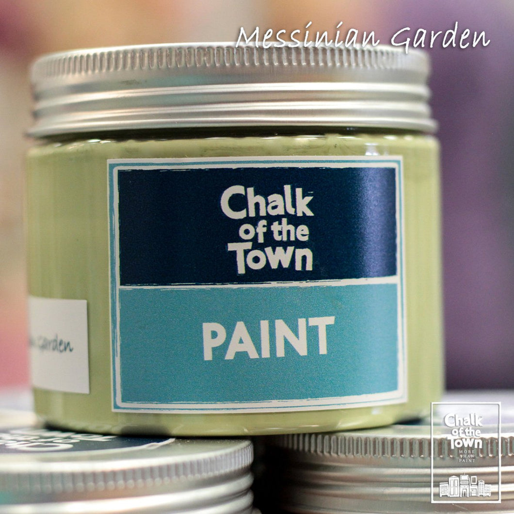 Messinian Garden - Χρώμα Κιμωλίας | Chalk Of The Town® Paint - Chalk Of The Town®