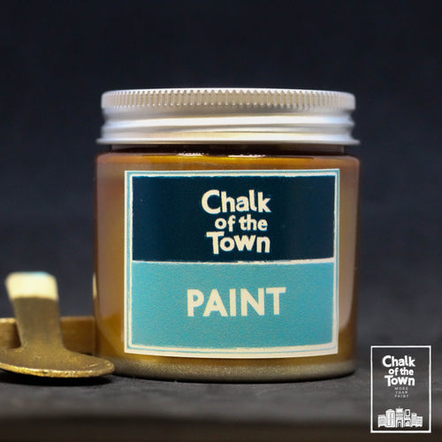 Metallic Bronze - Μεταλλικό Χρώμα | Chalk Of The Town® Paint