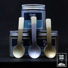 Metallic Silver - Μεταλλικό Χρώμα | Chalk Of The Town® Paint - Chalk Of The Town®