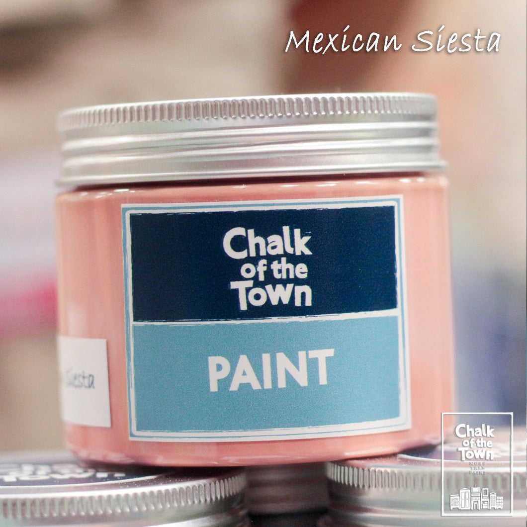 Mexican Siesta - Χρώμα Κιμωλίας | Chalk Of The Town® Paint - Chalk Of The Town®