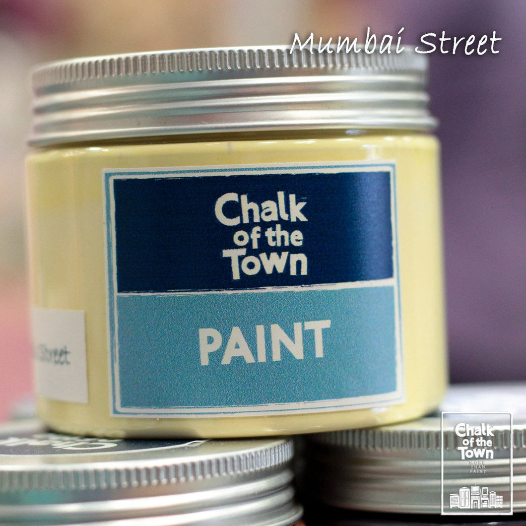 Mumbai Street - Χρώμα Κιμωλίας | Chalk Of The Town® Paint - Chalk Of The Town®