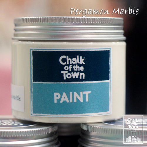 Pergamon Marble - Χρώμα Κιμωλίας | Chalk Of The Town® Paint - Chalk Of The Town®