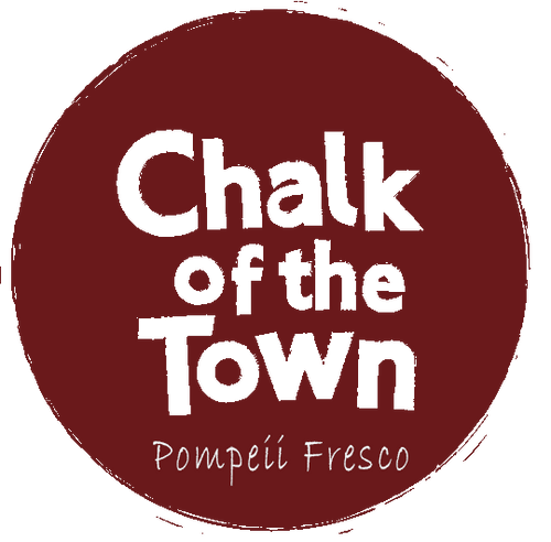 Pompeii Fresco - Χρώμα Τοίχου | Chalk Of The Town® Wall Paint - Chalk Of The Town®
