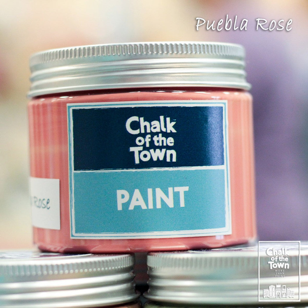 Puebla Rose - Χρώμα Κιμωλίας | Chalk Of The Town® Paint - Chalk Of The Town®
