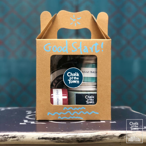 Chalk Of The Town® - Starter Kit - Chalk Of The Town®