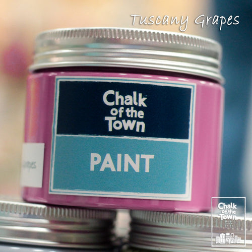 Tuscany Grapes - Χρώμα Κιμωλίας | Chalk Of The Town® Paint - Chalk Of The Town®