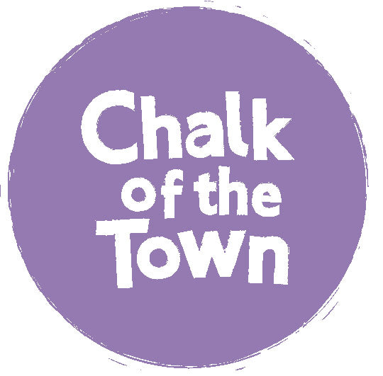Toulouse Violet  - Chalk Of The Town® Paint - Χρώμα Κιμωλίας