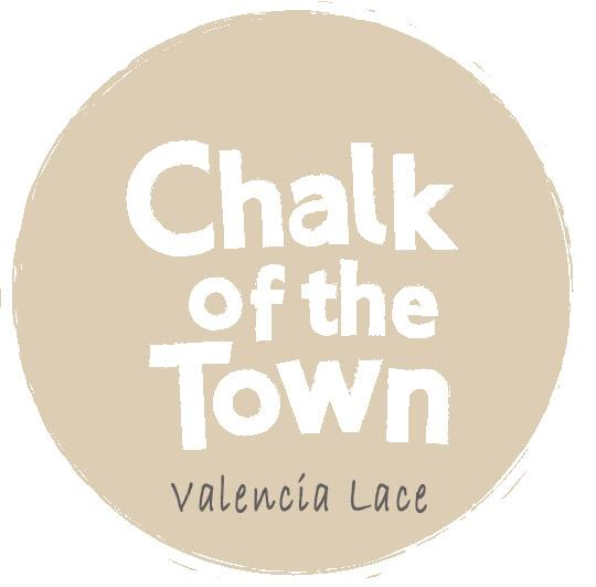 Valencia Lace - Χρώμα Τοίχου | Chalk Of The Town® Wall Paint - Chalk Of The Town®