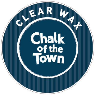 Chalk Of The Town® - Clear Wax