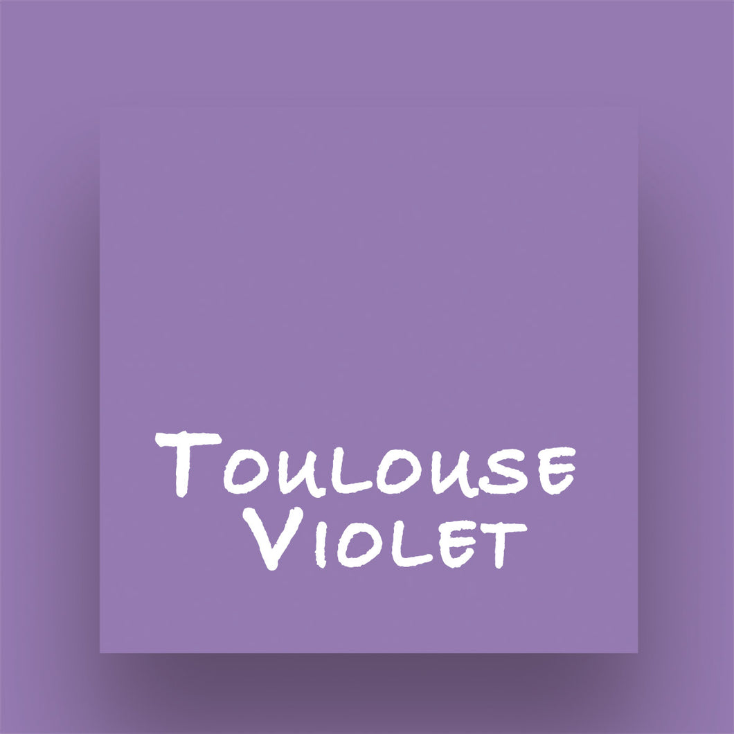 Toulouse Violet - Χρώμα Τοίχου | Chalk Of The Town® Wall Paint