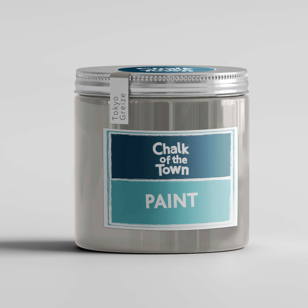 Tokyo Greize - Χρώμα Κιμωλίας | Chalk Of The Town® Paint - Chalk Of The Town®
