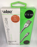 Lighting to USB Cable MFi (Vibe)