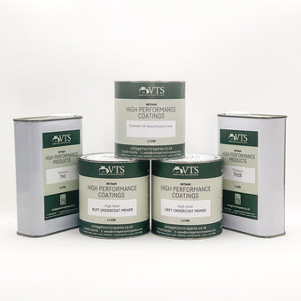 Nuffield Paint & Accessories