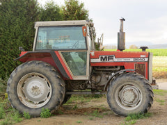 Servicing & repair of classing Massey Ferguson tractors
