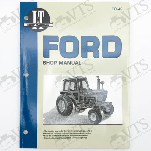 I&T Ford Shop Manual FO-42