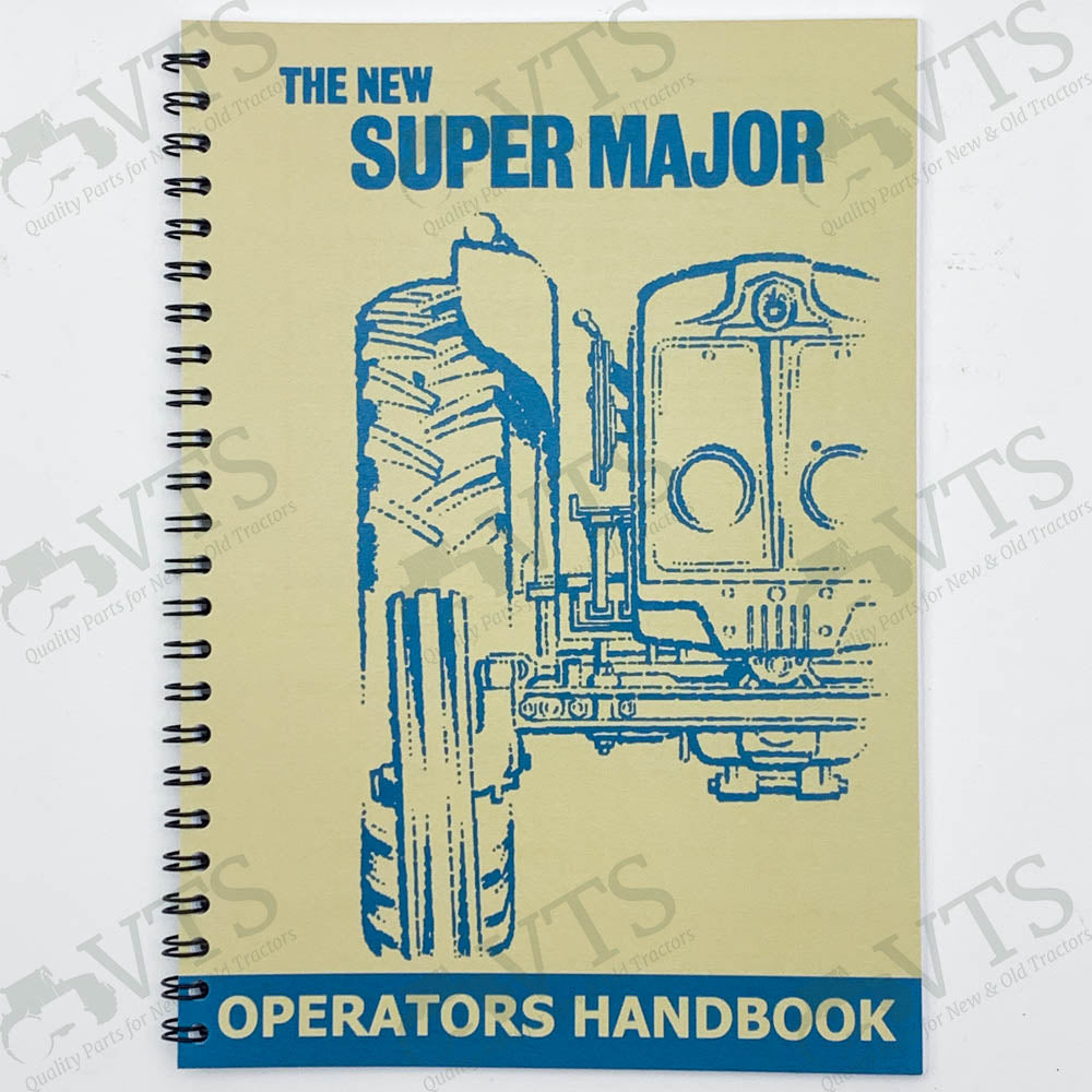 Fordson Super Major Operators' Handbook