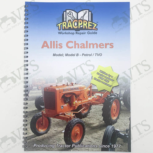 Tracprez Workshop Manual Allis Chalmers B
