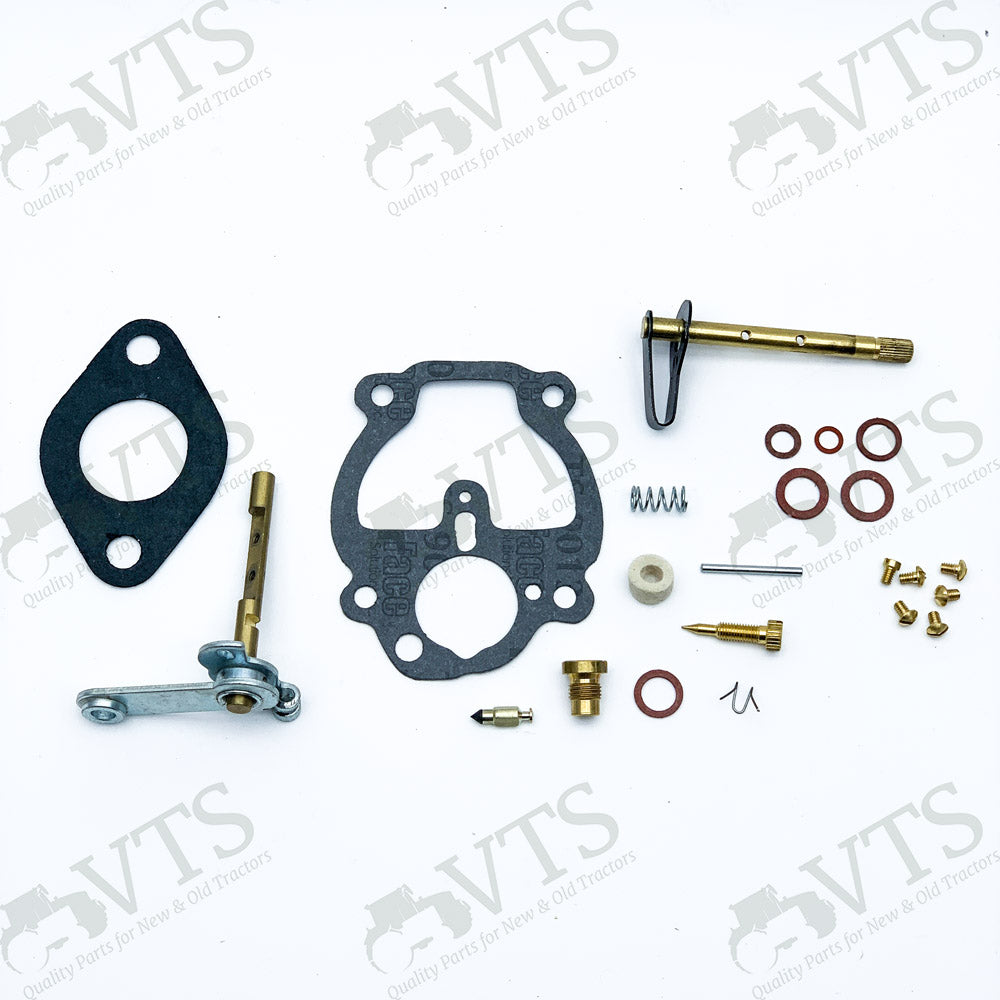 Carburettor Repair Kit (Zenith Early Type Cast Version)