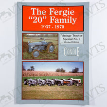 "The Fergie ""20"" Family 1937 to 1970 by Allen T. Condie"