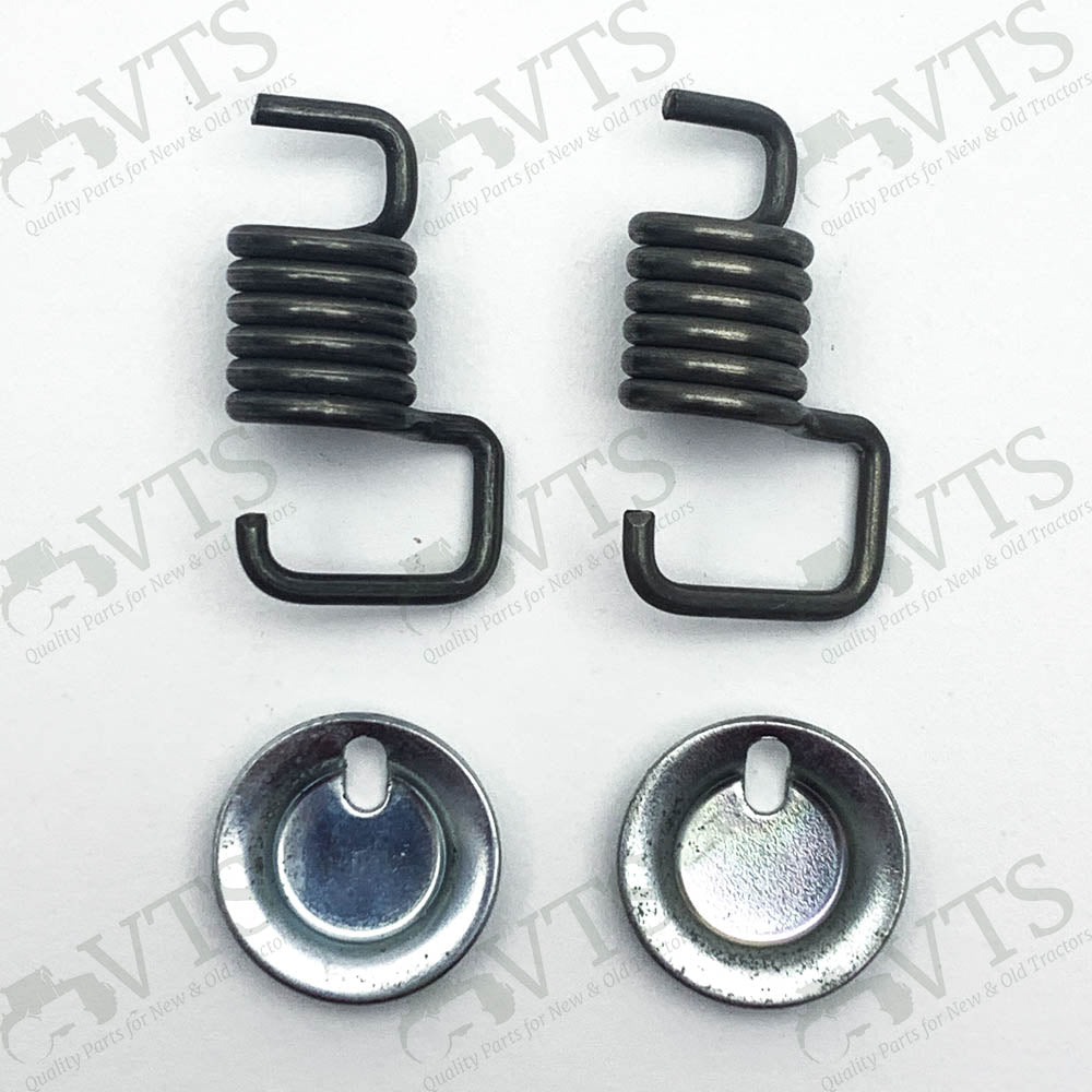 Brake Shoe Retainer Spring Kit (1 Side)