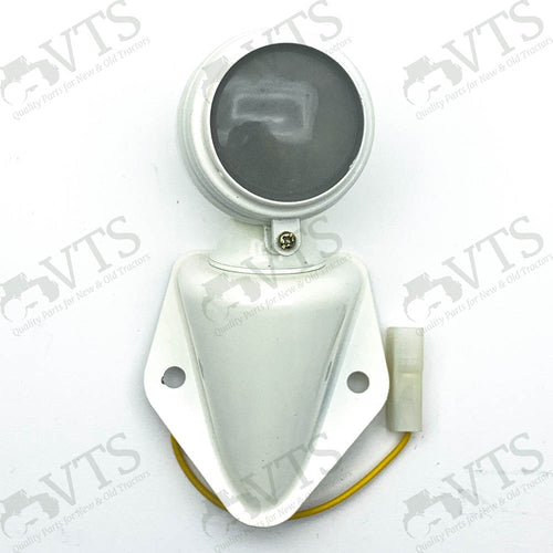 Egg Shaped Side Light With Bracket