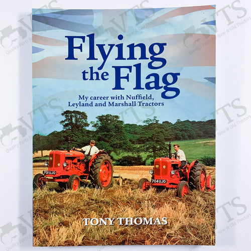 Flying the Flag, a book by Tony Thomas