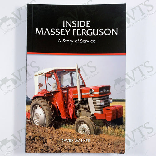 Inside Massey Ferguson, a book by David Walker