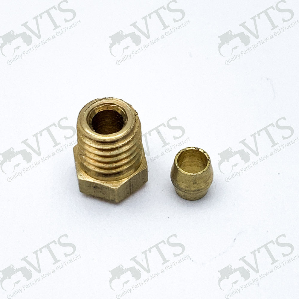 Oil Pipe Fitting 1/8