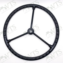 Steel-Spoke Steering Wheel