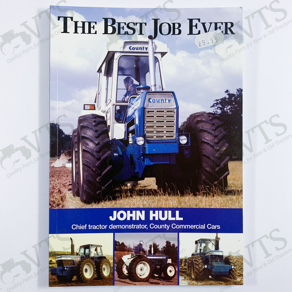 The Best Job Ever, a book by John Hull