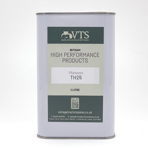 TH25 Thinners For Gloss Enamel Paint & Undercoat Primer (Grey & Buff)