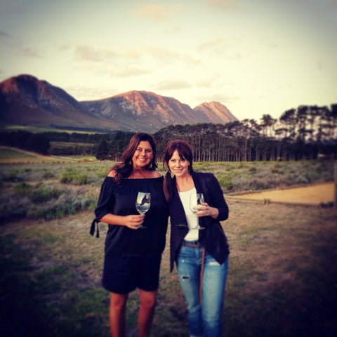 Milan & Charmaine by Bosman Family Vineyards - Hermanus