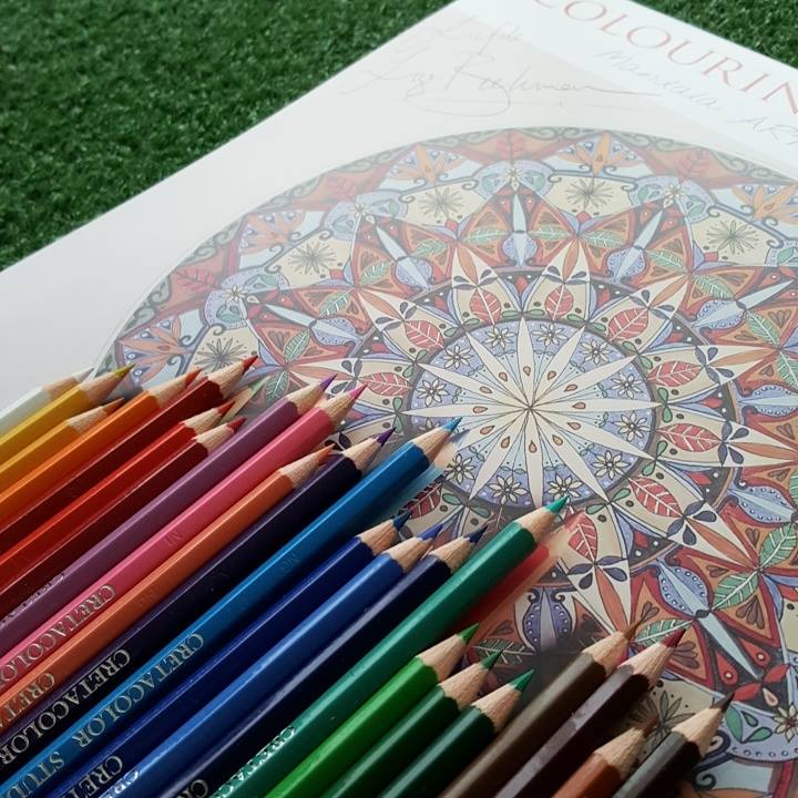 Mandala Art Book 1