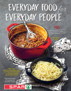 Everyday Food for Everyday People