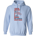 I Am An Artist. Pullover Hoodie-Funny, Smart and Inspiration shirts with saying