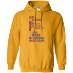 I Am A Doctor. Pullover Hoodie-Funny, Smart and Inspiration shirts with saying