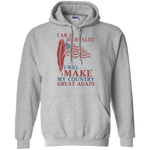 I Am A Journalist. Pullover Hoodie-Funny, Smart and Inspiration shirts with saying